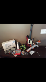 Complete Wii System in Warner Robins, Georgia