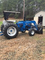 Ford/Newholland 5030 in Fort Polk, Louisiana