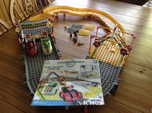 K'nex Mario Kart Wii Racing Sets (lot of 7 sets) in Hopkinsville, Kentucky