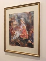 Paintings by Renoir in Wilmington, North Carolina