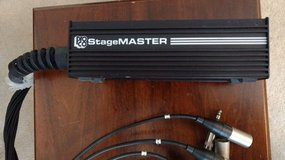 "Pro Co Sound StageMASTER Snake 16 Channel Stagebox to Fanout (12x Send + 4x 1/4"") 75' in Bolingbrook, Illinois"