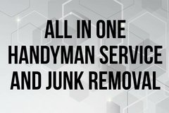 ALL IN ONE HANDYMAN SERVICE AND JUNK REMOVAL in El Paso, Texas