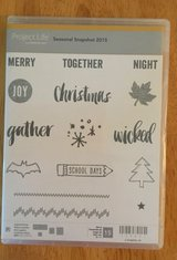 PRICE LOWERED!! Project Life by Stampin' Up! Seasonal Snapshot 2015 in New Lenox, Illinois