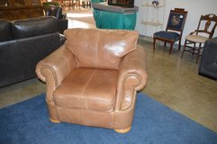 Top Grain Cowhide Leather Chair in Tacoma, Washington