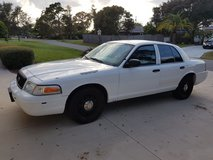 2009 Ford Police Interceptor in Tampa, Florida