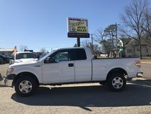 2011 FORD F-150 EXTENDED CAB 4 X 4 in Fort Leonard Wood, Missouri