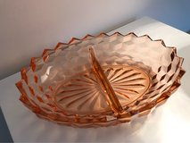Pink Depression Glass in Quantico, Virginia