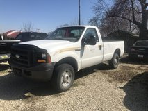 2006 FORD F250  REGULAR CAB  4 X 4 in Fort Leonard Wood, Missouri