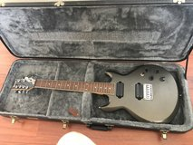 Ibanez 7-String guitar (AX 7221) with hard shell case in Vista, California