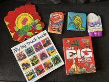 Various Preschool Books in Vista, California