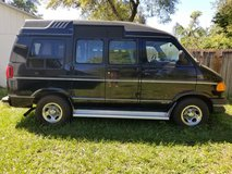 1999 Dodge 1500 ram converted van in Tampa, Florida