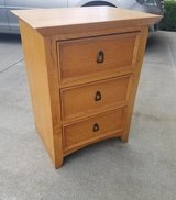 3 Drawer Dresser in Vacaville, California