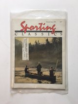 Sporting Classics Premier Issue 1981 in Westmont, Illinois
