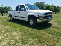 2000 Chevy Silverado in Fort Leonard Wood, Missouri