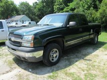 2003 CHEVY SILVERADO 1500 EXT CAB LT 4X4 in bookoo, US
