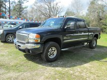 2007 GMC SIERRA 2500HD CREW CAB, SLT, 4X4, SHORT BED, DURAMAX DIESEL in bookoo, US