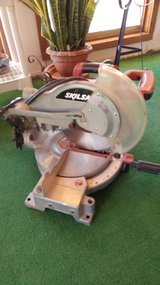 "Skill 10"" simgle bevel mitre saw in Alamogordo, New Mexico"