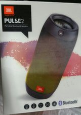 Reduced! JBL pulse2 NIB blue tooth speaker in Yucca Valley, California