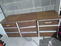 3 sets of drawers in Ramstein, Germany