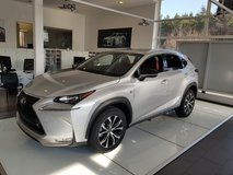 2017 Lexus NX200t AWD F Sport in Ramstein, Germany
