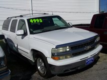 CHEVY C1500 SUBURBAN LOADED AUTO 3RD ROW~REDUCED~ in Camp Lejeune, North Carolina