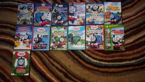 Thomas & Friends Dvds (16) in Joliet, Illinois