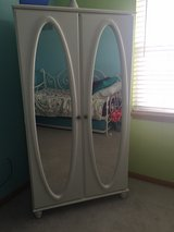 Bombay Kids White Armoire/Wardrobe Closet in Joliet, Illinois