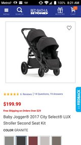 baby jogger Seat kit in Cleveland, Ohio