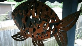 antique fish candle holder in Kissimmee, Florida