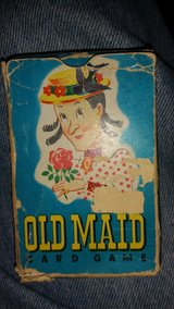 old maid playing cards in Kissimmee, Florida