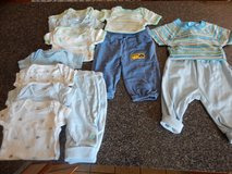 boys 0-3 month (12 items) in Westmont, Illinois