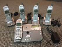 AT&T Cordless Phone/Answering System in Plainfield, Illinois