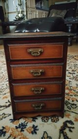 music box vintage 4 drawer in Kissimmee, Florida