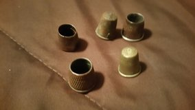 Vintage thimbles in Kissimmee, Florida