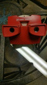 view master old with lots of slide reels in Kissimmee, Florida