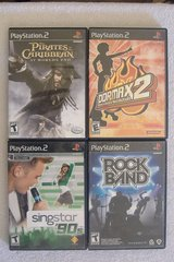 PS2 XBOX 360 NINTENDO DS Video Games in 29 Palms, California