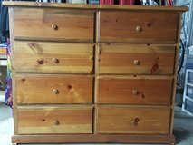Soiid hardwood Dressor Like New Condition! Big Deep Drawers in Camp Pendleton, California