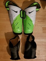 Nike soccer shin guards and heel pads in Fort Leonard Wood, Missouri