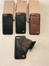 Iphone 7/8 Plus Wallet Cases (05) in Ramstein, Germany