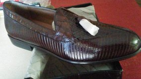Stacy Adams. Genuine Snake,Brand new dress shoes size 13 in Alamogordo, New Mexico
