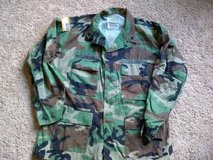 Green Army Uniform Jacket.  Large/Regular in Baytown, Texas