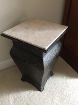 Accent table/Umbrella stand in Plainfield, Illinois
