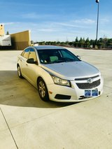 2012 Chevy cruze in Beale AFB, California