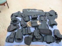 15 Holsters in 9mm, .40 and .45 in Camp Pendleton, California