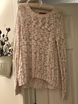 Cream Sweater in Fort Bragg, North Carolina