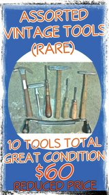 Assorted Vintage Tools (Rare) in Fort Lewis, Washington
