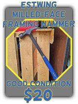 Estwing Mill-Faced Framing Hammer in Fort Lewis, Washington