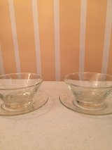 2 pc Vintage Princess House Heritage Condiments Bowl and Underplate (price each set) in Eglin AFB, Florida