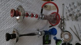 2 Hookah with lots of extas new condition in Okinawa, Japan