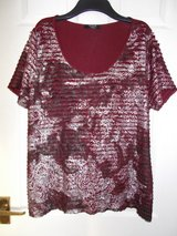 Ladies Top Size 20 by George Moda NWOT in Cambridge, UK